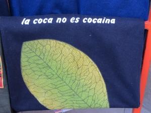 hoja de coca