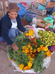 Mercado Campesino, Tupiza