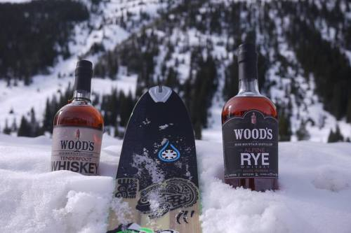 Photo love: Wood's High Mountain Distillery